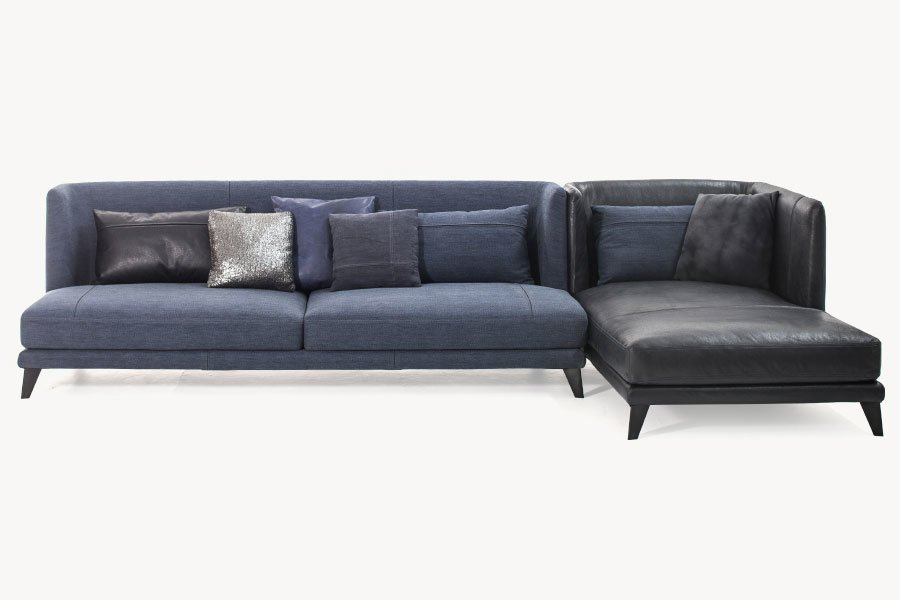 diesel living with moroso drei sitzer sofas sofa gimme. Black Bedroom Furniture Sets. Home Design Ideas