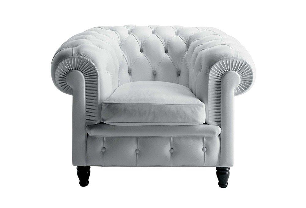 Divani tre posti divano chester da poltrona frau - Divano frau chester ...