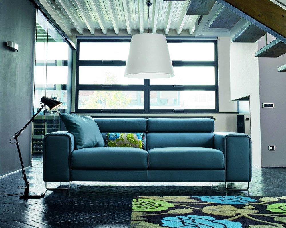 Divani tre posti divano easy da doimo sofas for Divani trentino alto adige