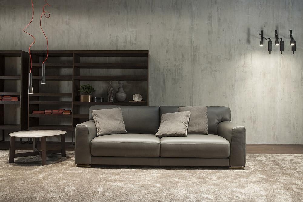 Divani tre posti divano weldon da doimo sofas for Divani sofa varese