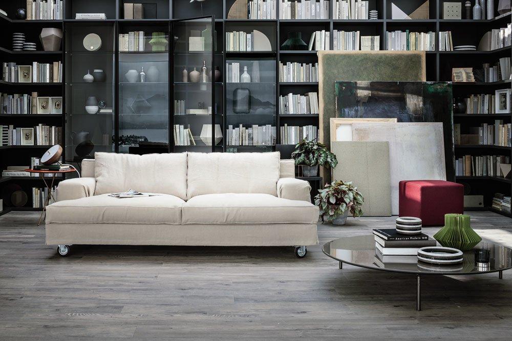 Divani tre posti divano aberdeen da lema for Divani sofa varese