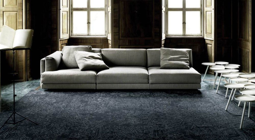 Three-Seater Sofas: Sofa Family Lounge by Living Divani