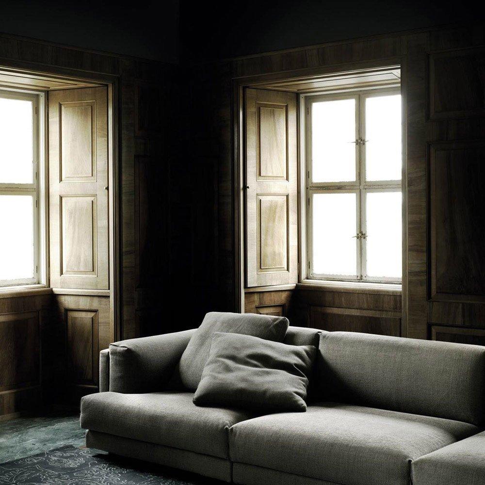 Divani tre posti divano family lounge da living divani for Divani a tre posti