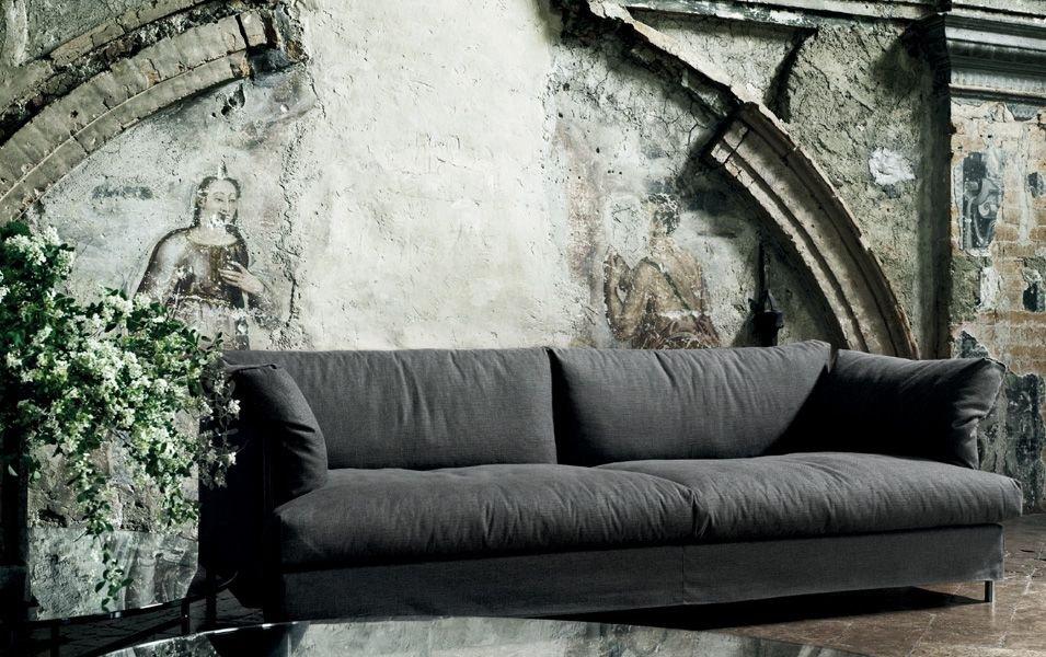 Divani tre posti divano chemise xl da living divani for Outlet webmobili