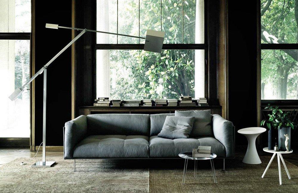 Three-Seater Sofas: Sofa Rod XL by Living Divani