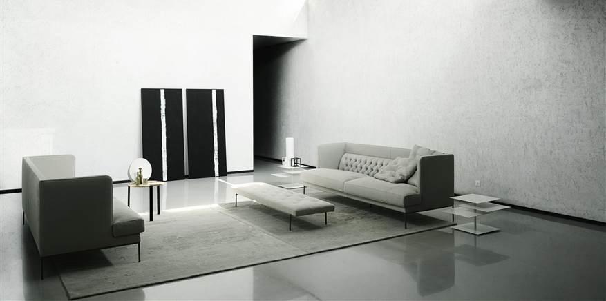 Three-Seater Sofas: Sofa Lipp by Living Divani