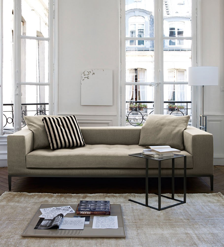 three seater sofas sofa simplex by maxalto