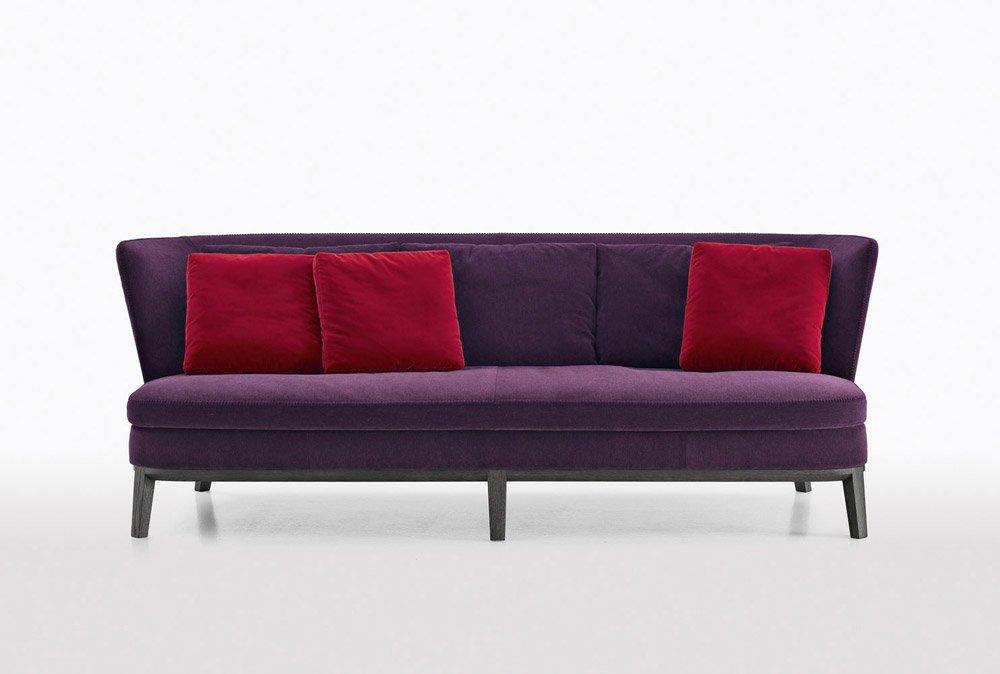 Divani tre posti divano febo da maxalto for Poltrone e sofa biella