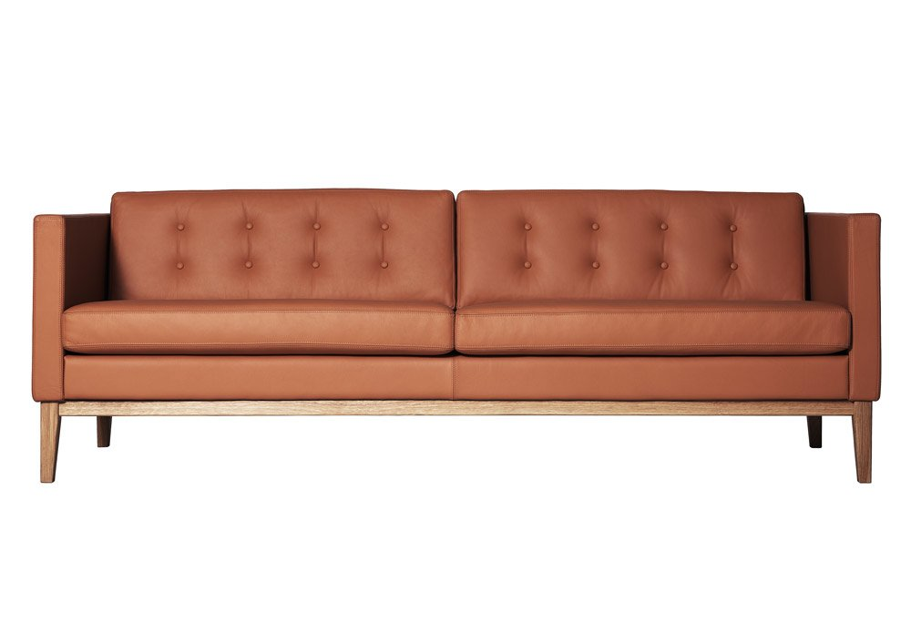 Three Seater Sofas Sofa Madison by Swedese Möbler