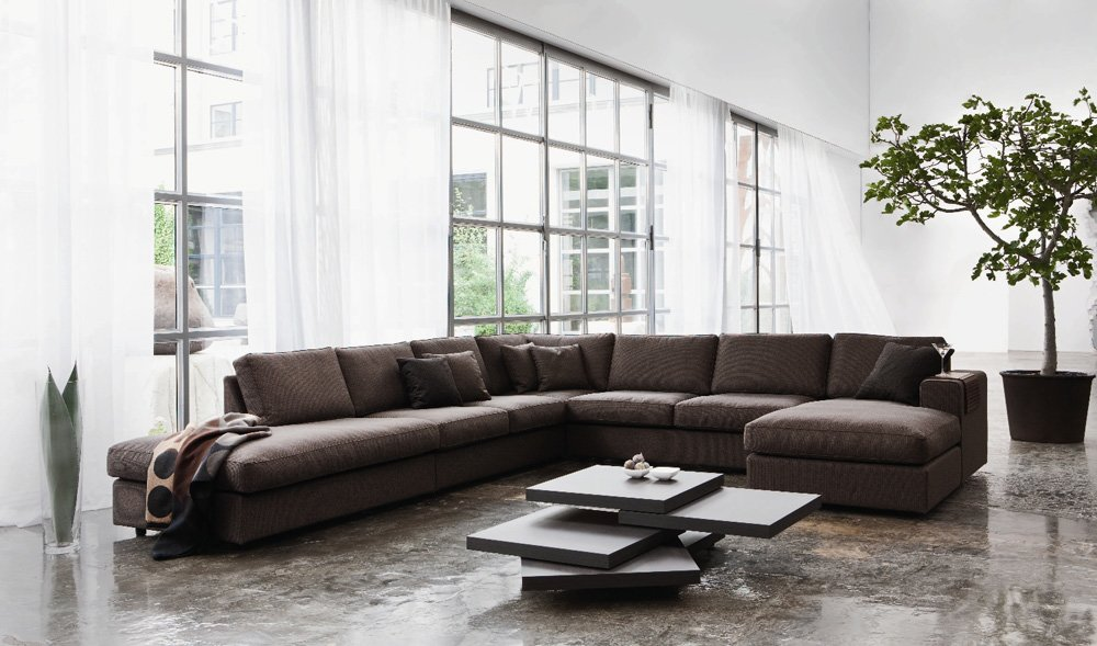 Sofa Bodennah ipdesign drei sitzer sofas sofa jon edwards bodennah designbest