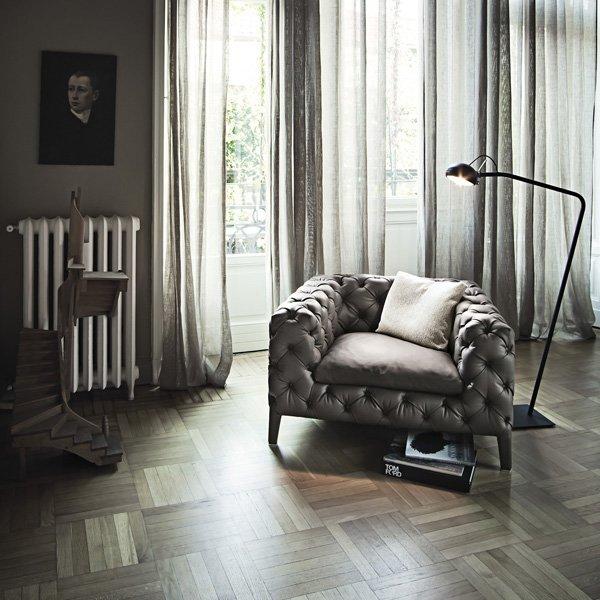 Three-Seater Sofas: Sofa Windsor by Arketipo