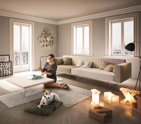 Sofa Air n.238