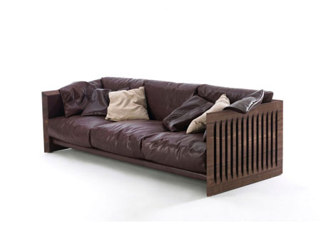 Sofa Soft Wood