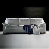 three seater sofas sofa sherazade by edra. Black Bedroom Furniture Sets. Home Design Ideas
