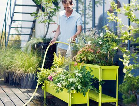 Pflanzenkübel Terrazza