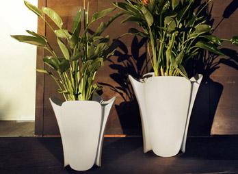 Pot de fleurs Pezzetina