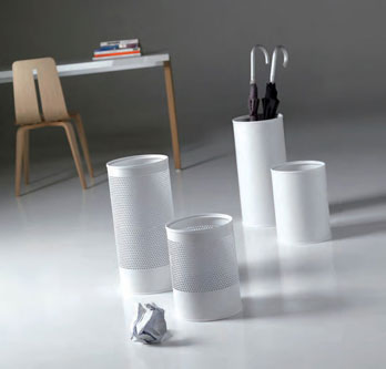Wastepaper Basket Hi-Tech [a]