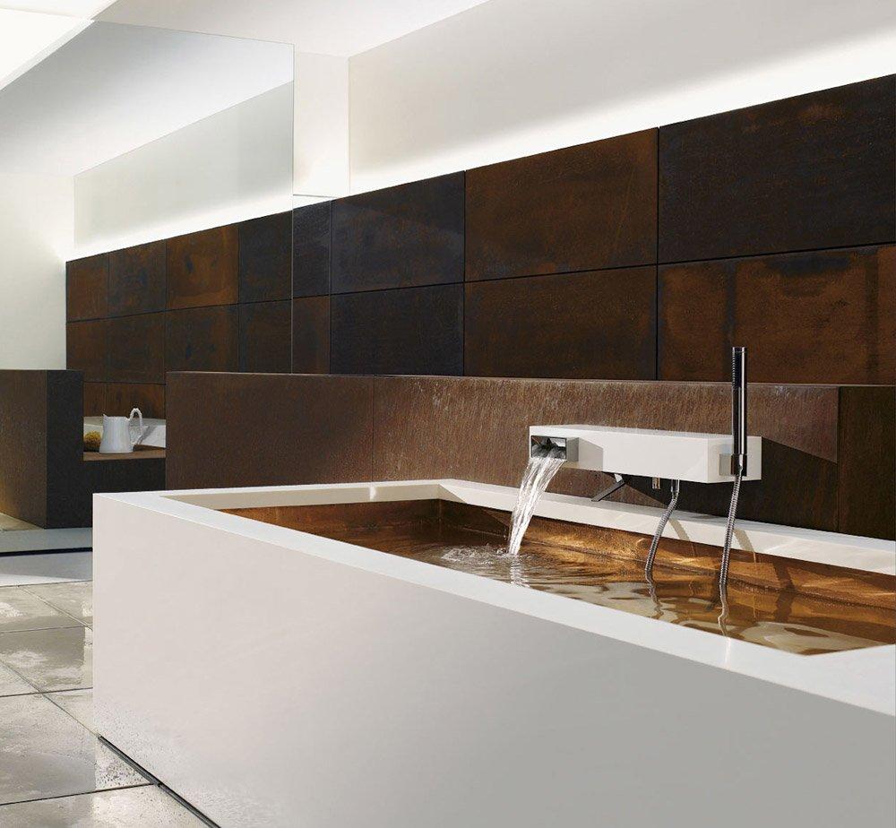 Dornbracht Armaturen Dusche : Armaturen F?r Dusche Und Wanne: Badewannenarmatur Elemental Spa