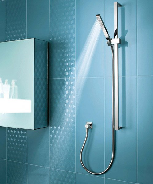 Gruppi doccia e vasca gruppo doccia linea da fantini for Gruppo doccia