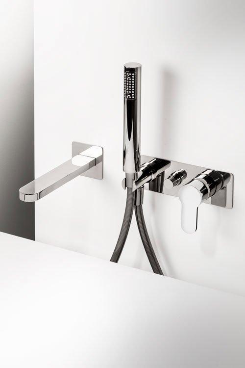 ritmonio armaturen f r dusche und wanne badewannenarmatur tab designbest. Black Bedroom Furniture Sets. Home Design Ideas