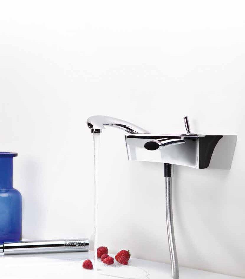 ritmonio armaturen f r dusche und wanne badewannenarmatur paolo e francesca designbest. Black Bedroom Furniture Sets. Home Design Ideas