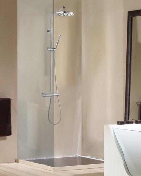 Gruppi doccia e vasca: Gruppo doccia Zoe Column da Bossini