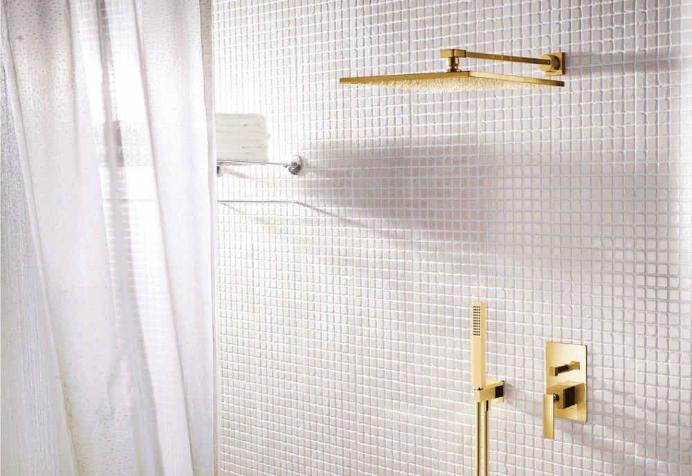 Gruppi doccia e vasca gruppo doccia 4ever da ponsi for Gruppo doccia
