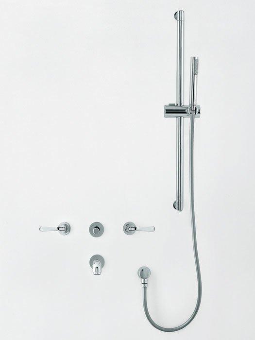 agape armaturen f r dusche und wanne duscharmatur fez designbest. Black Bedroom Furniture Sets. Home Design Ideas