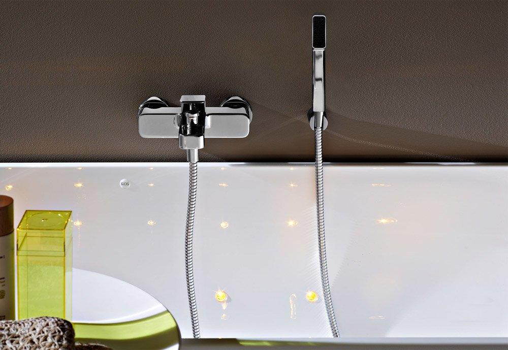 zucchetti armaturen f r dusche und wanne badewannenarmatur jingle designbest. Black Bedroom Furniture Sets. Home Design Ideas