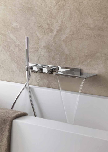 Bathtub Set Milano