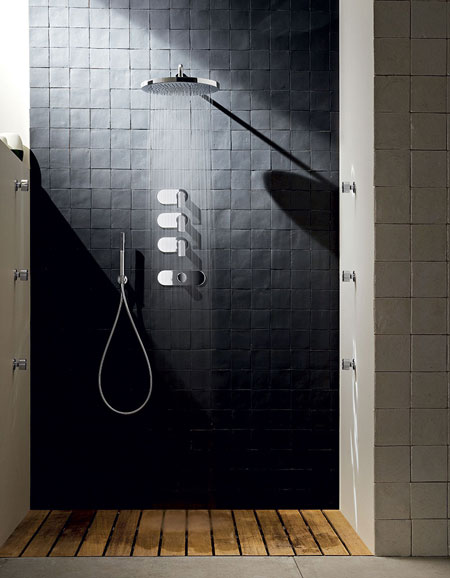 Gruppo doccia Mare