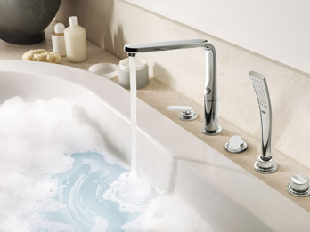 Bathtub Fittings Veris