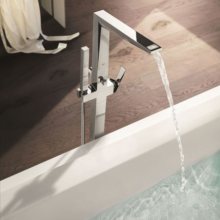 Bathtub Fittings Allure Brilliant