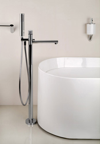 Bathtub set Oxygene
