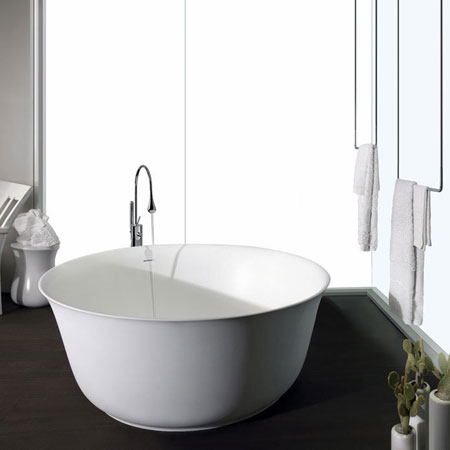 Bathtub fittings Goccia