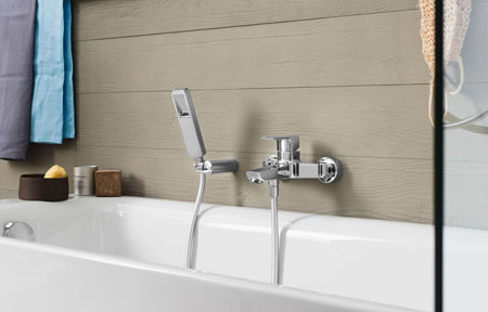 Bathtub fittings Acquaviva