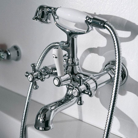 Bathtub fittings Delfi