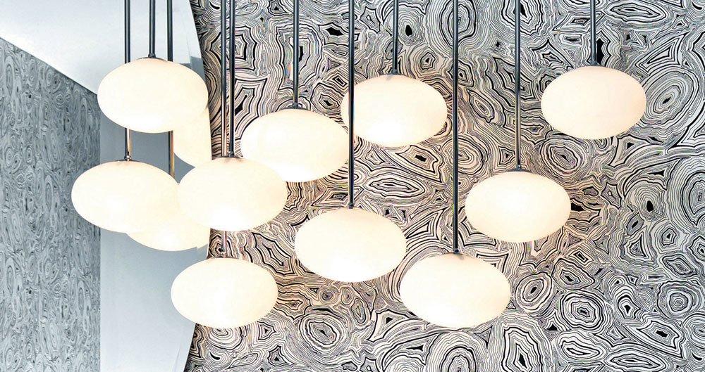 Illuminazione specchio bagno tutte le offerte cascare a fagiolo - Lampade design famosi ...