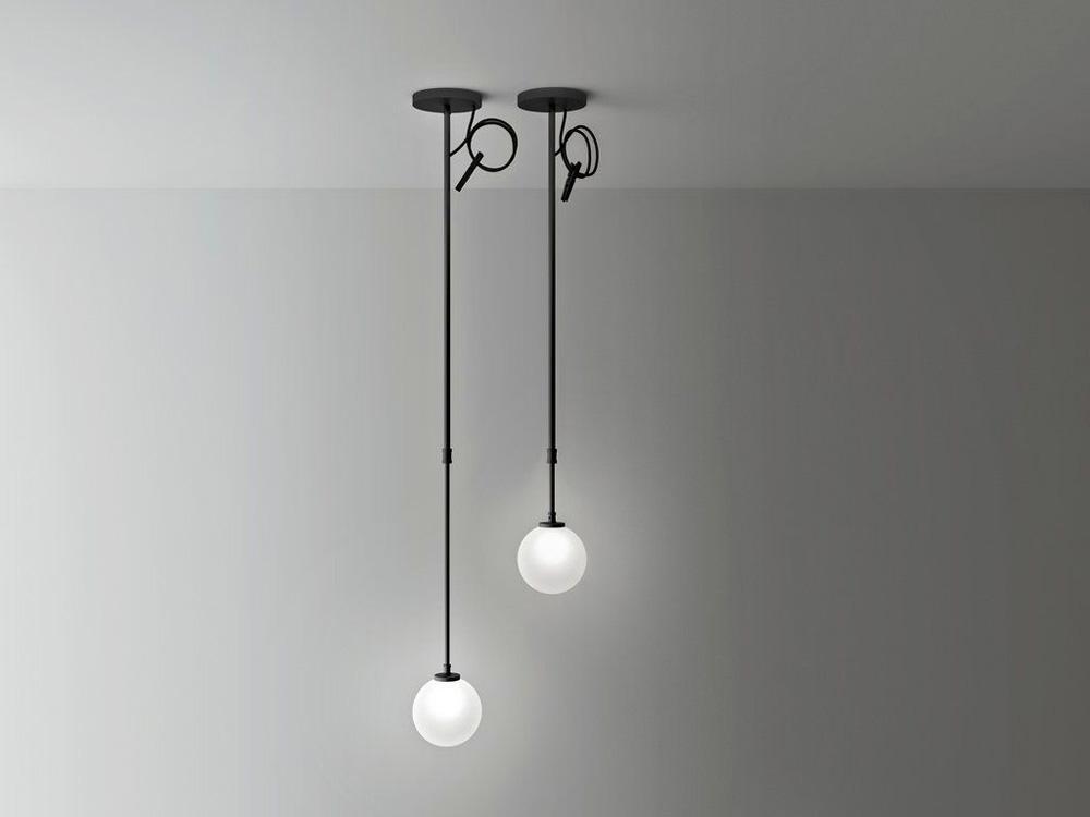 Lampade a sospensione da bagno design casa creativa e - Lampada da bagno ...