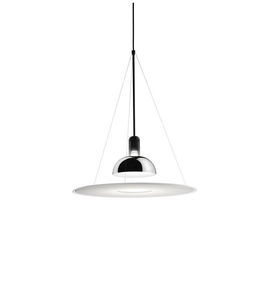 Lampade a sospensione lampada frisbi da flos for Flos lampade a sospensione
