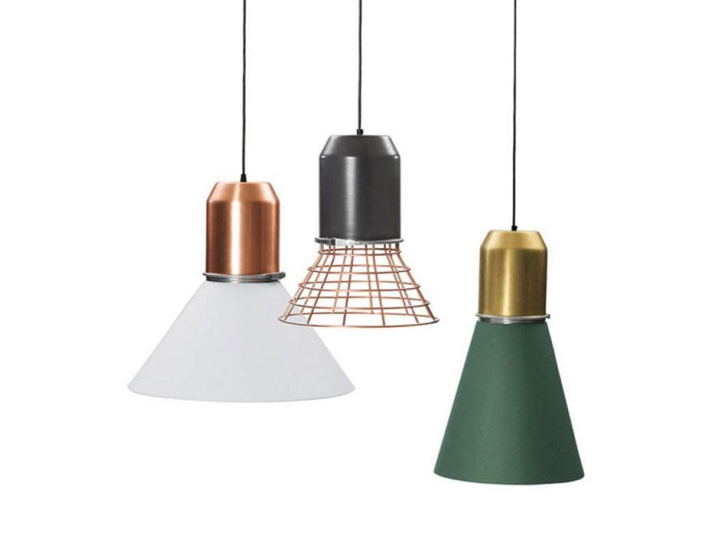 Lampada Bell Light