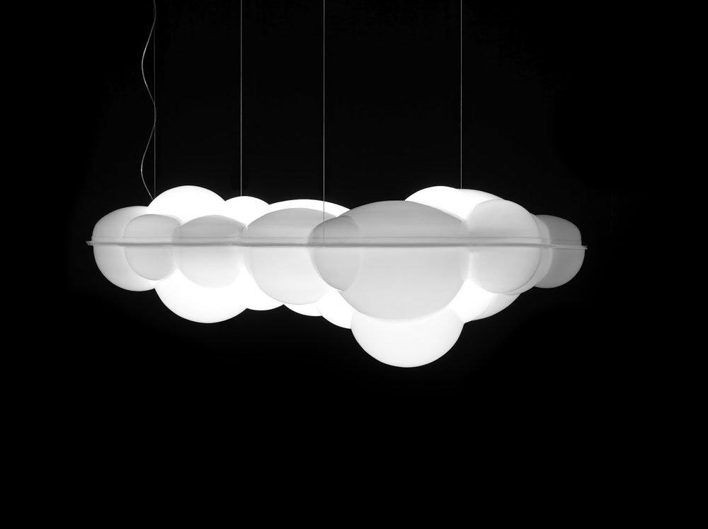 Lampade a sospensione: Lampada Nuvola da Nemo