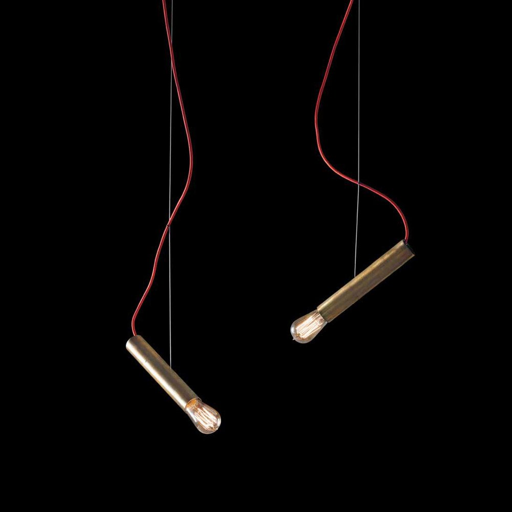 Lampada Pipe Light-S
