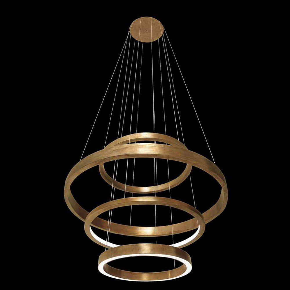 Pendant lamps lamp light ring by henge Light bulb lamps