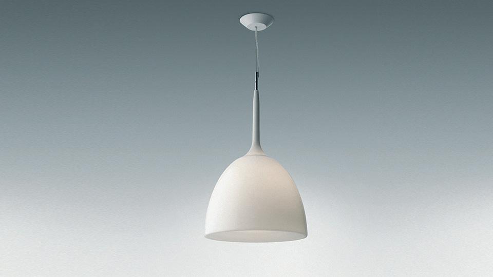 Lampade A Sospensione: Lampada Castore Calice da Artemide