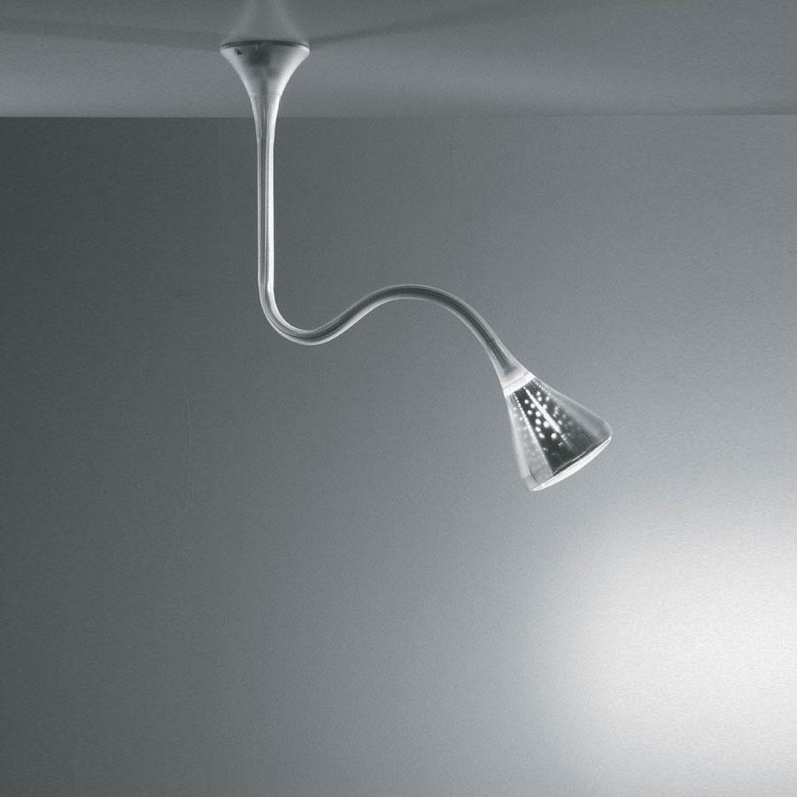 Lampade a sospensione lampada pipe da artemide for Artemide lampade roma