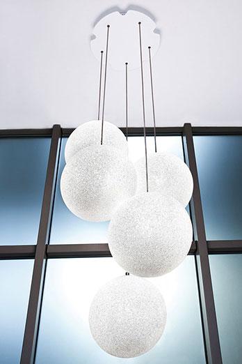 Luminaire Iceglobe Bubble
