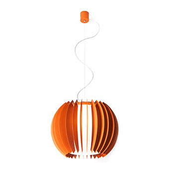 Luminaire Orange