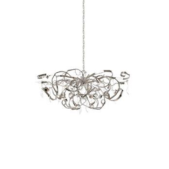 Lampe Delphinium Chandelier