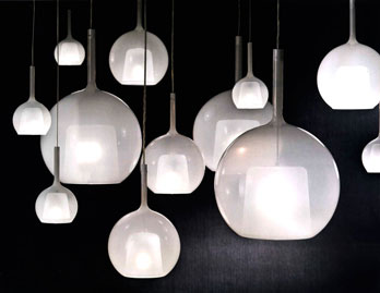 Lampada Glo Total White